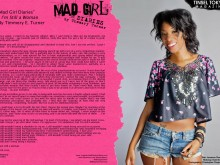 Mad Girl Diaries, Timmery Turner