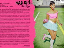 Mad Girl Diaries by Timmery Turner